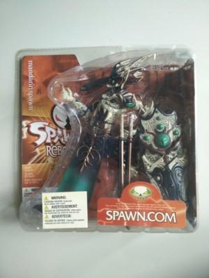 Spawn Reborn Series 2 Mandarin Spawn | TRI Card