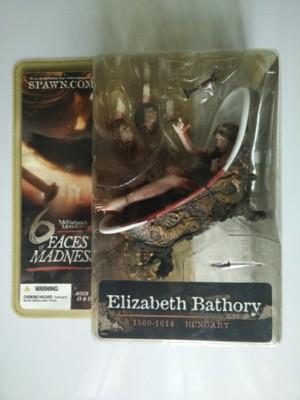 Elizabeth Bathory | 6 Faces Of Madness | US Card
