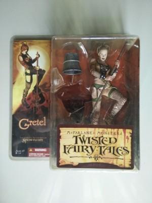 Gretel | Twisted Fairy Tales | US Card