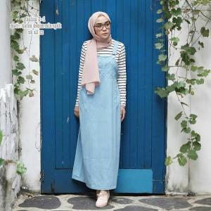 Baju Muslim Hits Gamis Kalisa 2in1 Terbaru Populer Bermerk