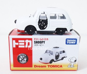 153 Snoopy Dream Tomica
