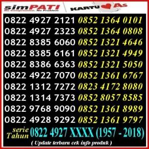 5550 Daftar Update Source Telkomsel Kartu As Nomor Cantik 0852 8888 9090 Daftar .