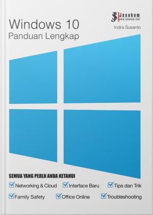 Windows 10 : Panduan Lengkap HomeBukuWindows 10 : Panduan Lengkap
