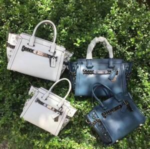 Coach Swagger small hand bag leather tote bag tas wanita shoulder bag