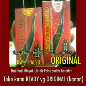 Lintah merah papua