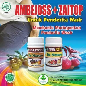 Ambejos + Zaitop ASLI de Nature indonesia.