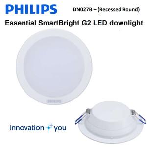 "Philips LED Downlight DN027B 7W 5"" - 5 Inch Lampu Plafon"