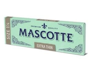 Papir Mascotte Extra Thin size 1 1/4 (50 lembar) Kertas Linting Rokok