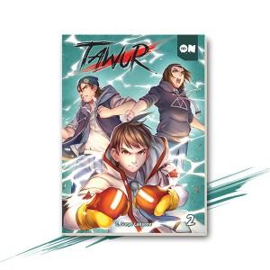 Komik Tawur Volume 2