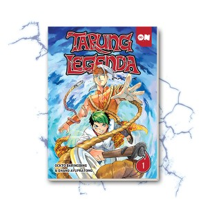 Komik Tarung Legenda Volume 1