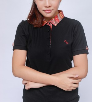 Polo Woman Black Seri 2
