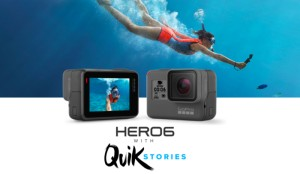 Gopro Hero6 Black Edition - Go Pro Hero6 - Hero 6 garansi TAM