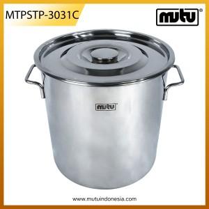 Stock Pots 20 Liter Stainless Steel - MTPSTP-3031C
