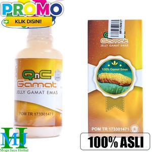 QnC Jelly Gamat Asli ~ Isi 300ml