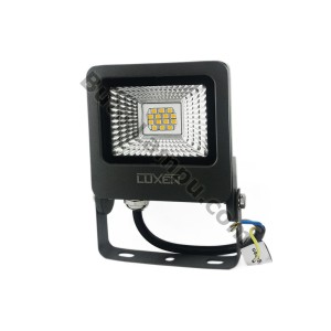 Lampu Led Sorot slim 10W Warm White Kuning Tembak Panggung Outdoor
