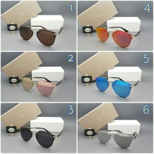 kacamata fashion sunglasses wanita cewek dior 5368 super