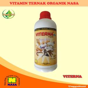 VITERNA Vitamin Ternak Nasa Cair 500Ml