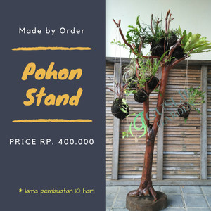 stand pohon