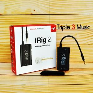 irig 2 IK Multimedia gitar interface