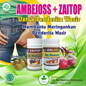 obat herbal wasir atau ambein