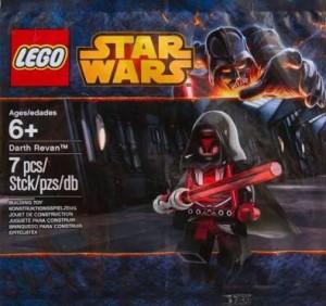 LEGO Star Wars Polybag 5002123 - Darth Revan