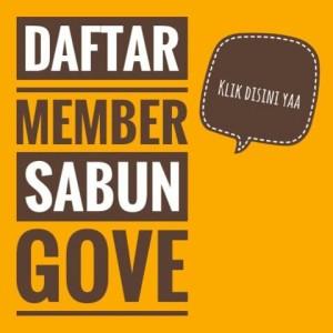 Sabun Gove Natural Soap