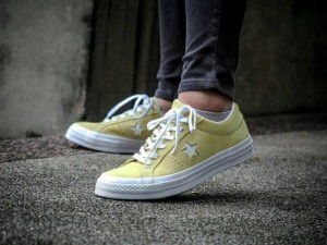 converse one star lemon haze