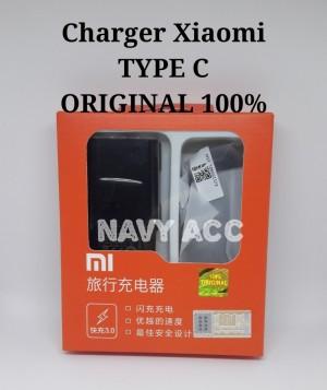 Charger Xiaomi Type C Fast Charging - Carger Xiaomi Type C Original