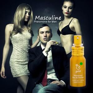 Parfum Pheromone Pria Pemikat Wanita (Masculine .