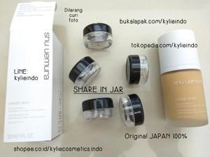 SHARE IN JAR - SHU UEMURA PETAL SKIN FLUID FOUNDATION ORIGINAL 100%