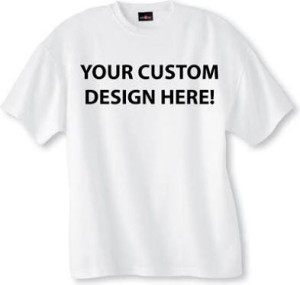 jasa jahit kaos terima konveksi sablon  tshirt   murah  custom