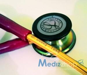Stetoskop littmann classic III raspberry rainbow finish / classic III