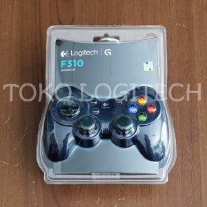 Logitech F310 Gamepad Kabel Tidak Getar
