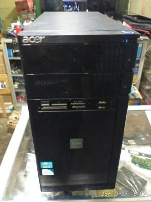 Cpu buildup Acer Board Msi