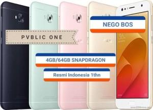 Asus Zenfone 4 Selfie (ZD553KL) RAM 4GB ROM 64GB Garansi Resmi