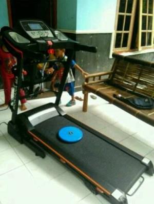 Treadmill electric montana m3 4in1