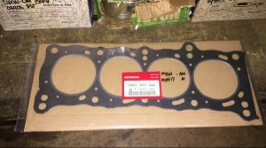 Paking Accord 84-85 (Cylinder Head)