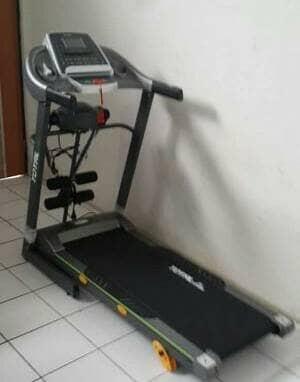 Treadmill electric tl-288 3in1 manual incline