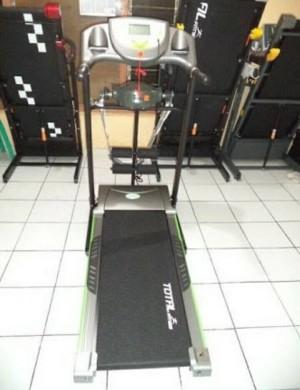 Treadmill electric tl-222c 1,0hp total fitness