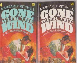 Gone With The Wind : Lalu Bersama Angin 1-4end