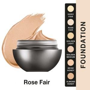 Lakme AbsReinvent Mattreal Skin Natural Mousse Foundation Rose Fair