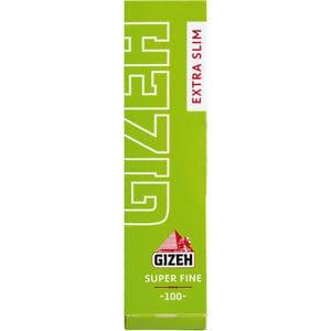 Papir Gizeh Super Fine Extra Slim Size (100 lembar) Kertas Linting