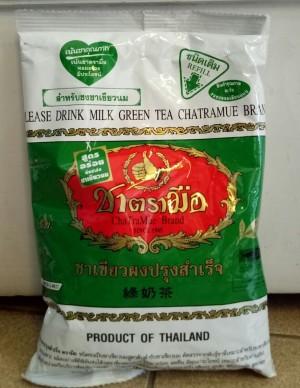 Thai Tea Number One / Catramue Green Tea