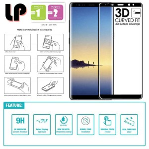 LP Full 3D II Tempered Glass Samsung Galaxy Note 8