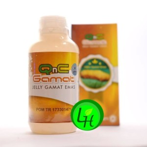 Qnc Jelly Gamat Original - Jelly Gamat Emas - Jelly Gamat Qnc