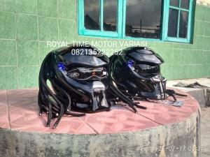 Blackonda Predator Helmet