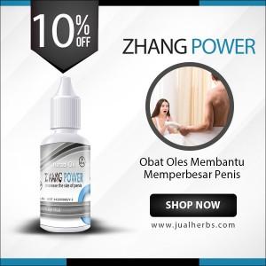 jual zhang power obat herbal pembesar alat kelamin pria 100