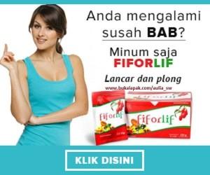 Agen Resmi Fiforlif Original Pelangsing Herbal Detox & Diet