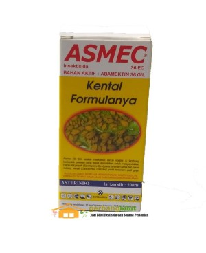 Insektisida Abamektin Asmec 36 Ec Anti Keriting 100 Ml