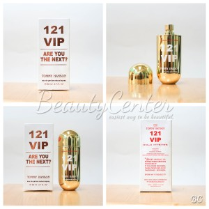 Parfum Tommy Hanson 121 VIP Gold Intense / 80ml